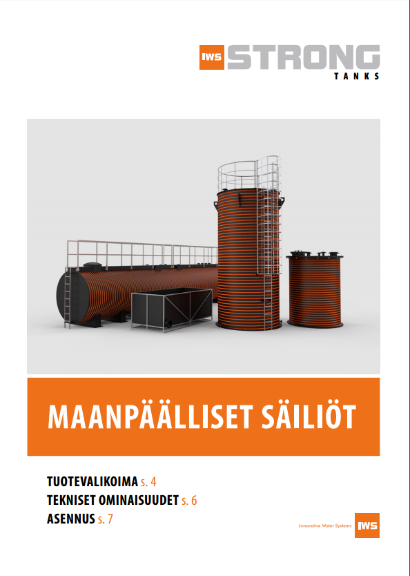 STRONG Maanpaalliset sailiot